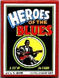 Crumbs Heroes of the Blues Trading Cards