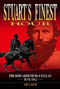 Stuarts Finest Hour The Ride Around McClellan June 1862
