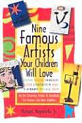 Nine Famous Artists Your Children Will Love