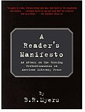 Readers Manifesto An Attack on the Growing Pretentiousness in American Literary Prose