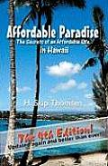 Affordable Paradise The Secrets of an Affordable Life in Hawaii