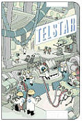 Project Telstar: An Anthology Devoted to Robots and Space