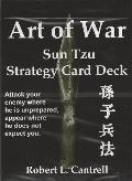 Art of War Sun Tzu Strategy Card Deck 54 Winning Strategies