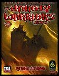 Unholy Warriors Handbook D20
