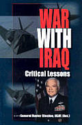 War with Iraq: Critical Lessons Cover