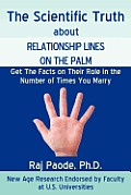 The Scientific Truth about Relationship Lines on the Palm
