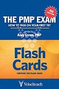 The Pmp Exam: Flash Cards (Test Prep)