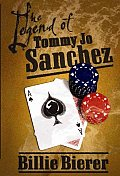 Legend of Tommy Jo Sanchez Cover
