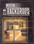 Modern Backdrops D20