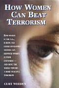 How Women Can Beat Terrorism