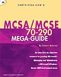 CertCities.com's MCSA/MCSE 70-290 Mega-Guide