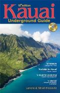 Kauai Underground Guide With Hawaiian Music CD