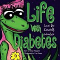 Life With Diabetes Lacie The Lizards Adv