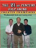 The 21st Century Golf Swing with Power & Accuracy Book-Dan and Elaine Shauger