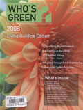 Who's Green? 2008: Living Building Edition