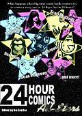 24 Hour Comics All Stars