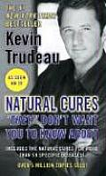 Natural Cures They Don't Want You to Know about Cover