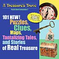 Treasures Trove 101 New Puzzles Clues Ma