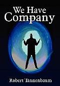 We Have Company - Large Print - Hardcover