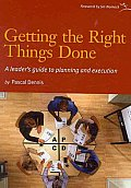 Getting the Right Things Done a Leaders Guide to Planning & Execution