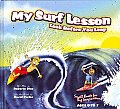 My Surf Lesson: Look Before You Leap