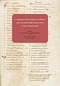 A Garland of Satire, Wisdom, and History: Latin Verse from Twelfth-Century France (Carmina Houghtoniensia)
