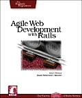 Agile Web Development with Rails: A Pragmatic Guide Cover