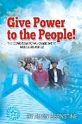 Give Power to the People: The Congregational Enablement Model Revisited