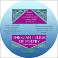The Giant Book of Poetry Audio Edition: Poems That Make a Statement