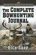 Complete Bowhunting Journal