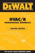 Dewalt HVAC/R Professional Reference Cover
