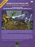 Dungeon Crawl Classics 22: The Stormbringer Juggernaut (Dungeon Crawl Classi)