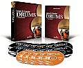 Learn & Master Drums [With 5 CDs and Lesson Book and Free Web Access]