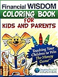 Financial Wisdom Coloring Book for Kids and Parents