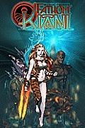 Fathom Kitani Volume 1 Blade of Fire