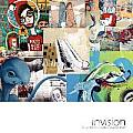 Invision: A Collection of Visual Art in Portland, Oregon