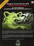 Dread Crypt Of Srihoz Dungeon Crawl 25