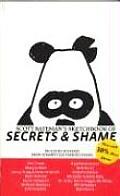 Scott Bateman's Sketchbook of Secrets & Shame