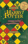 Book of Harry Potter Trifles Trivias & Particularities