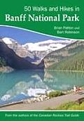 50 Walks & Hikes in Banff National Park