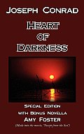 Heart of Darkness - Special Edition with Bonus Novella: Amy Foster