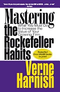 Mastering the Rockefeller Habits What You Must Do to Increase the Value of Your Fast Growth Firm