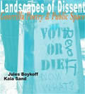 Landscapes of Dissent: Guerrilla Poetry and Public Space