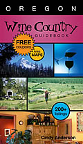 Wine Country Guidebook: Oregon  Cover