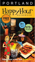 Portland Happy Hour Guidebook 2014 (8th Edition)