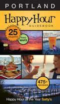 Portland Happy Hour Guidebook 2012 Cover