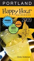 Portland Happy Hour Guidebook 2009
