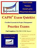 CAPM Exam Quicklet: Certified Associate in Project Management Practice Exams