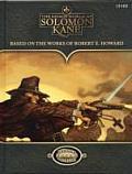 Savage World of Solomon Kane Savage Worlds RPG