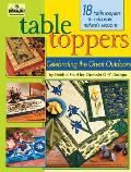 Table Toppers: Celebrating the Great Outdoors